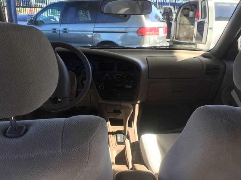 1996 Toyota Camry for sale at Wayne Motors, LLC in Los Angeles CA
