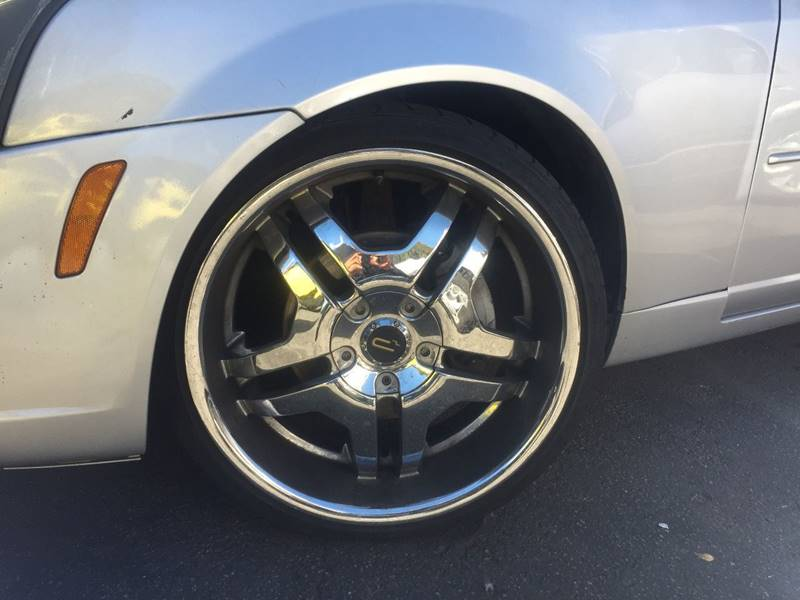 2003 Cadillac CTS for sale at Wayne Motors, LLC in Los Angeles CA