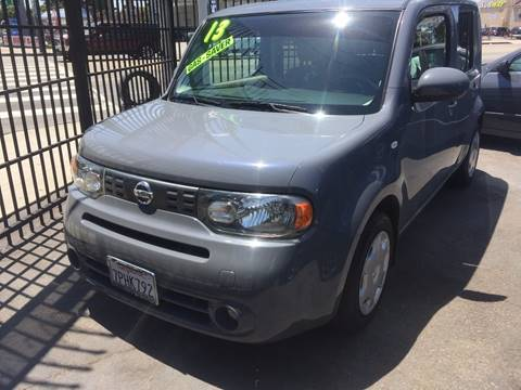 2013 Nissan cube for sale at Wayne Motors, LLC in Los Angeles CA