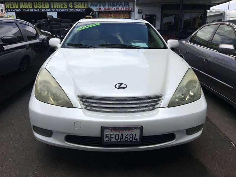2004 Lexus ES 330 For Sale At Wayne Motors, LLC In Los Angeles CA