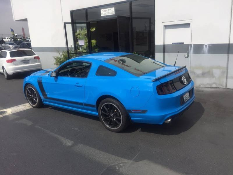 2013 Ford Mustang Boss 302 2dr Fastback - San Diego CA