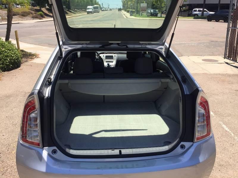 2015 Toyota Prius Two 4dr Hatchback - San Diego CA
