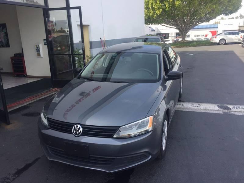 2014 Volkswagen Jetta S 4dr Sedan 6A - San Diego CA