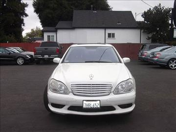 2006 Mercedes-Benz S-Class for sale in Vallejo, CA
