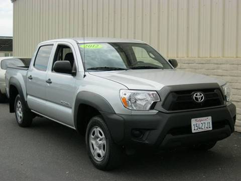 2012 Toyota Tacoma for sale at Thomas Auto Sales in Manteca CA