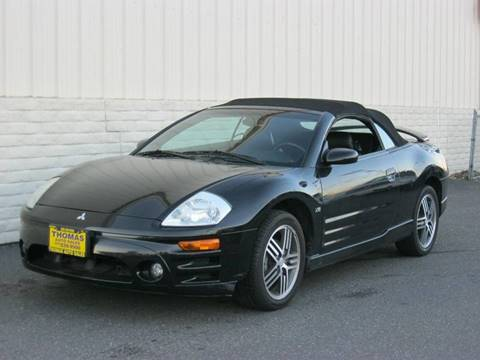 2003 Mitsubishi Eclipse Spyder for sale in Manteca, CA