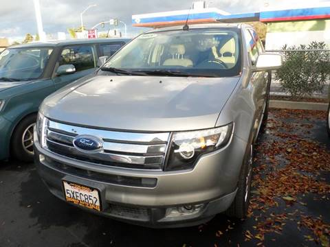 2008 Ford Edge for sale at Thomas Auto Sales in Manteca CA