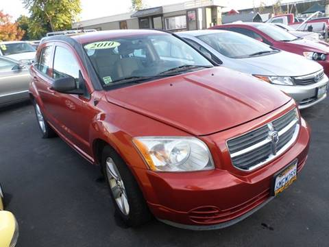 2010 Dodge Caliber for sale at Thomas Auto Sales in Manteca CA