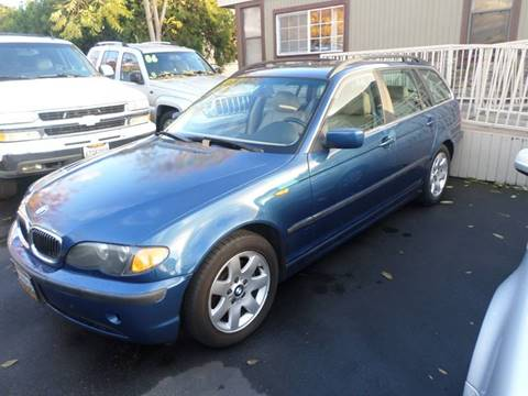 2002 BMW 3 Series for sale at Thomas Auto Sales in Manteca CA