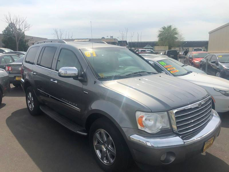 2008 Chrysler Aspen for sale at Thomas Auto Sales in Manteca CA