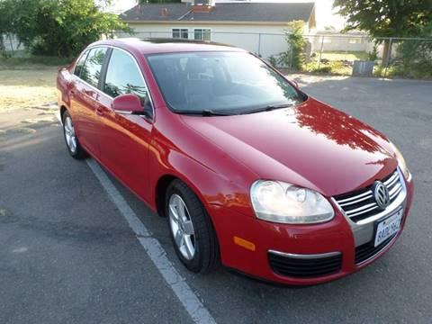 2008 Volkswagen Jetta for sale at Thomas Auto Sales in Manteca CA