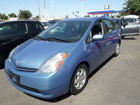 2007 Toyota Prius for sale at Thomas Auto Sales in Manteca CA