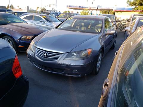 2007 Acura RL for sale at Thomas Auto Sales in Manteca CA