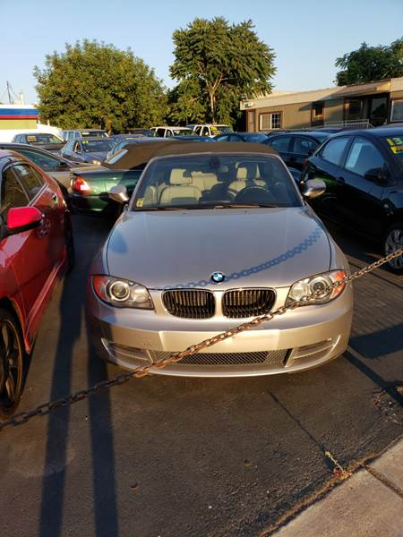 2010 BMW 1 Series for sale at Thomas Auto Sales in Manteca CA