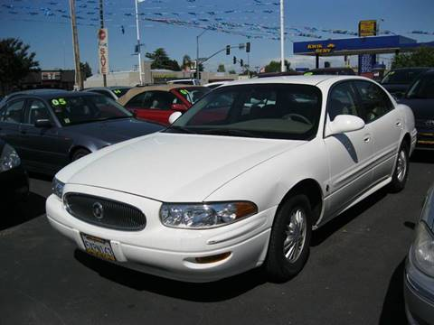 2005 Buick LeSabre for sale at Thomas Auto Sales in Manteca CA