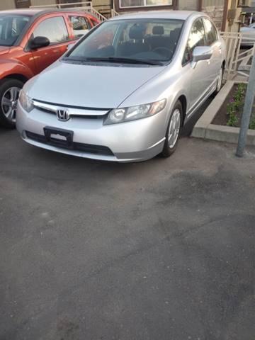 2006 Honda Civic for sale at Thomas Auto Sales in Manteca CA