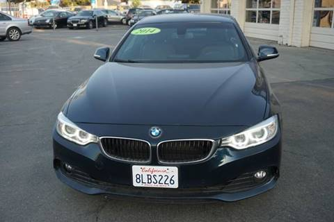 2014 BMW 4 Series for sale at Thomas Auto Sales in Manteca CA