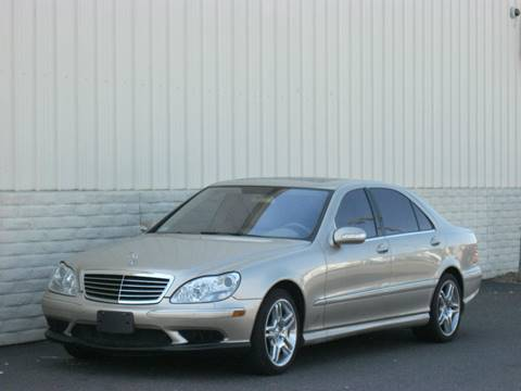 2006 Mercedes-Benz S-Class for sale at Thomas Auto Sales in Manteca CA