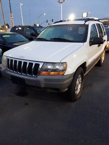 2000 Jeep Grand Cherokee for sale at Thomas Auto Sales in Manteca CA
