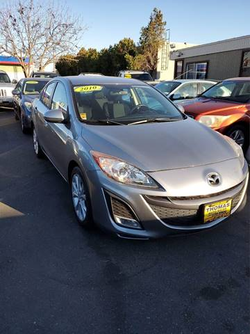 2010 Mazda MAZDA3 for sale at Thomas Auto Sales in Manteca CA