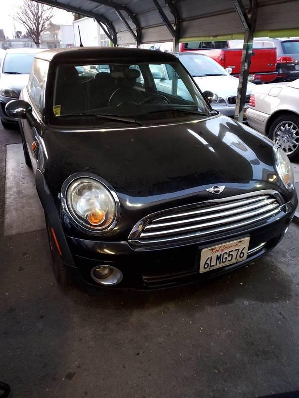 2010 MINI Cooper for sale at Thomas Auto Sales in Manteca CA