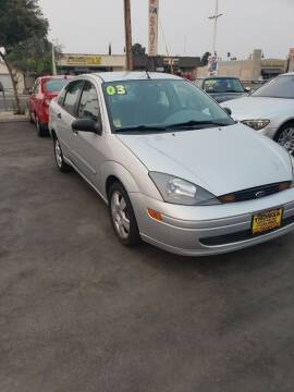 2003 Ford Focus for sale at Thomas Auto Sales in Manteca CA