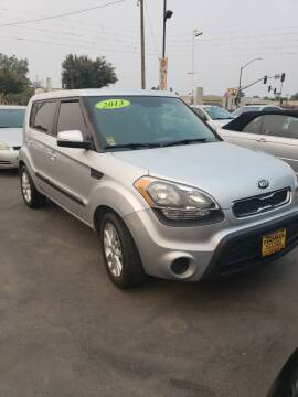 2013 Kia Soul for sale at Thomas Auto Sales in Manteca CA