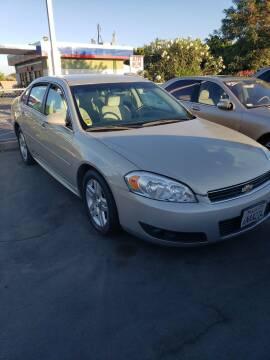 2011 Chevrolet Impala for sale at Thomas Auto Sales in Manteca CA