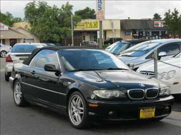 2004 BMW 3 Series for sale at Thomas Auto Sales in Manteca CA