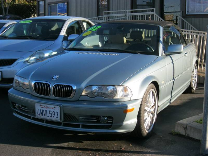 2002 Bmw 3 Series 330Ci 2dr Convertible In Manteca CA  Thomas
