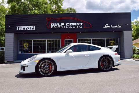2015 Porsche 911 for sale at Gulf Coast Exotic Auto in Biloxi MS