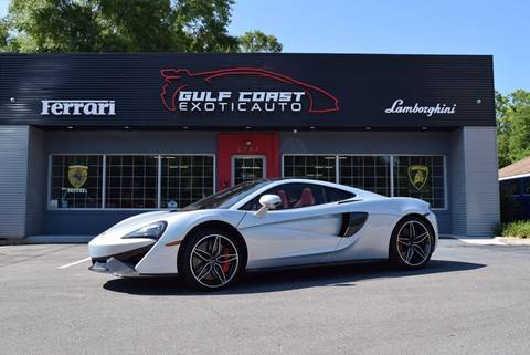 2017 McLaren 570GT for sale at Gulf Coast Exotic Auto in Biloxi MS