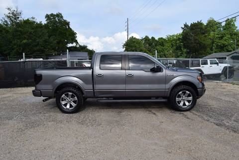 2012 Ford F-150 for sale at Gulf Coast Exotic Auto in Biloxi MS