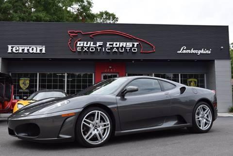 2006 Ferrari F430 for sale at Gulf Coast Exotic Auto in Biloxi MS