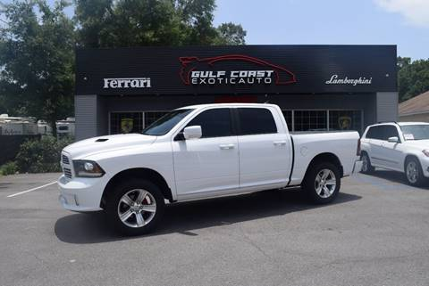 2014 RAM Ram Pickup 1500 for sale at Gulf Coast Exotic Auto in Biloxi MS