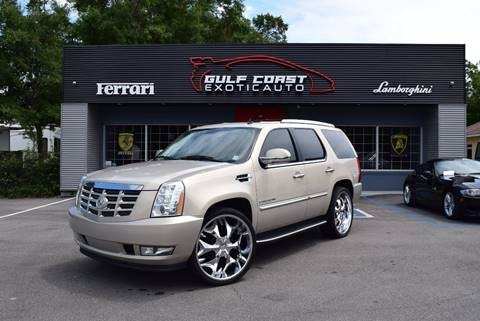 2009 Cadillac Escalade for sale at Gulf Coast Exotic Auto in Biloxi MS