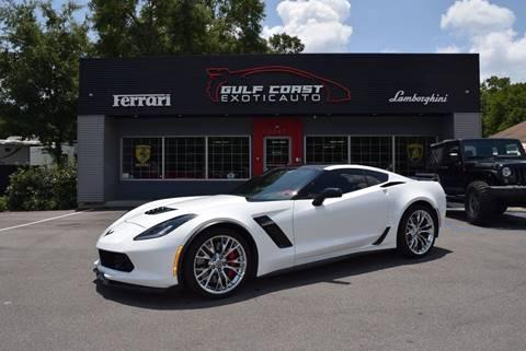 2016 Chevrolet Corvette for sale at Gulf Coast Exotic Auto in Biloxi MS