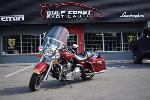 2006 Harley Davidson Roadking  for sale in Biloxi, MS