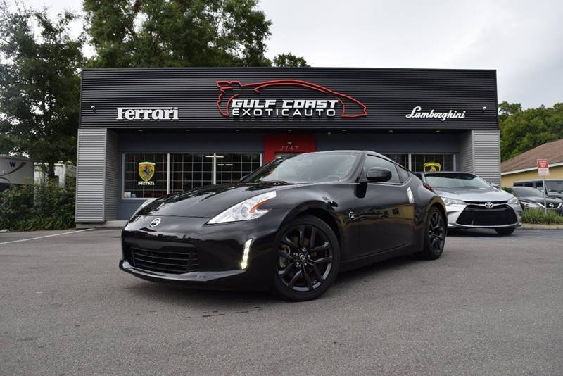 2015 Nissan 370Z for sale at Gulf Coast Exotic Auto in Biloxi MS