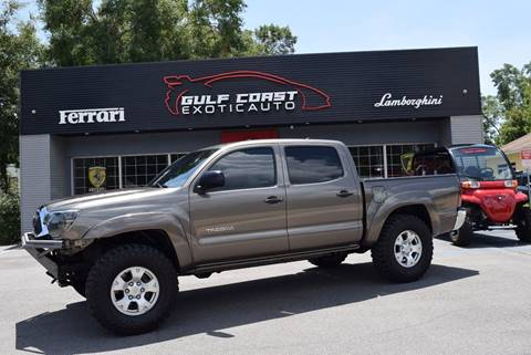 2013 Toyota Tacoma for sale at Gulf Coast Exotic Auto in Biloxi MS
