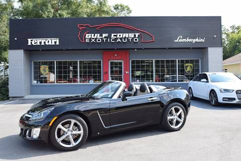 2007 Saturn SKY for sale at Gulf Coast Exotic Auto in Biloxi MS