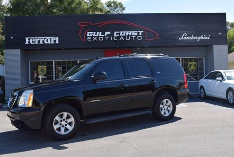 2010 GMC Yukon for sale at Gulf Coast Exotic Auto in Biloxi MS