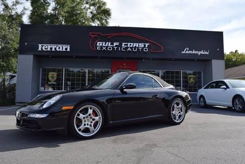 2006 Porsche 911 for sale at Gulf Coast Exotic Auto in Biloxi MS