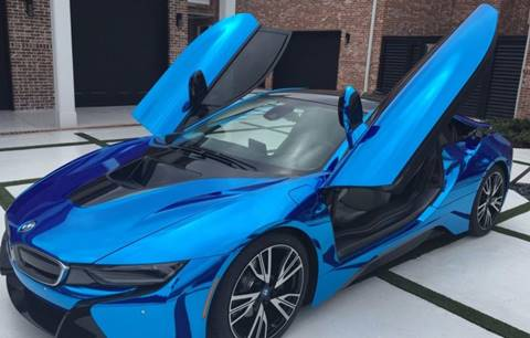 2015 BMW i8 for sale at Gulf Coast Exotic Auto in Biloxi MS