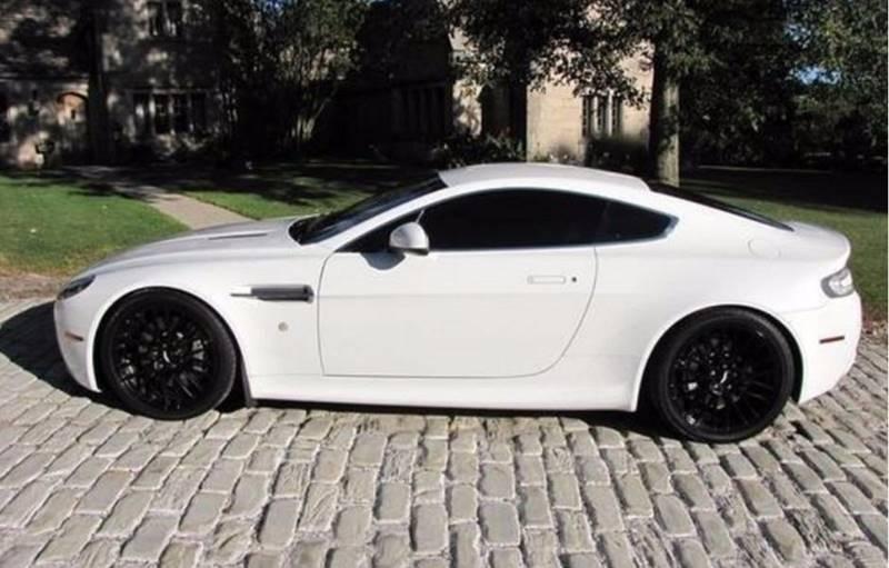 2011 Aston Martin V8 Vantage for sale at Gulf Coast Exotic Auto in Biloxi MS