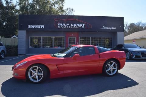 2013 Chevrolet Corvette for sale at Gulf Coast Exotic Auto in Biloxi MS