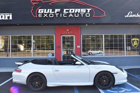 2004 Porsche 911 for sale at Gulf Coast Exotic Auto in Biloxi MS