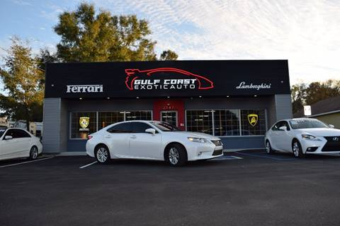 2014 Lexus ES 350 for sale at Gulf Coast Exotic Auto in Biloxi MS