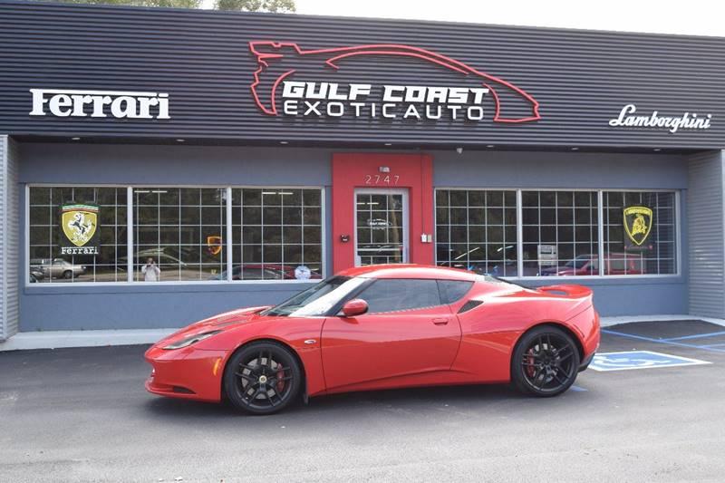 2010 Lotus Evora 22 In Biloxi Ms Gulf Coast Exotic Auto