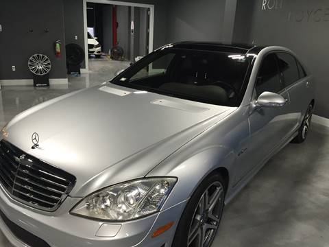 2008 Mercedes-Benz S-Class for sale at Gulf Coast Exotic Auto in Biloxi MS